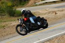 Harley Davidson Softtail Blackline