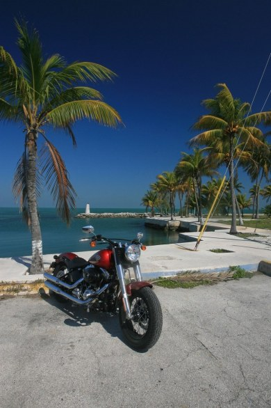 Harley-Davidson a Key West 2012