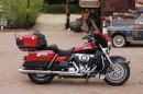 Electra Glide Ultra Limited, Dyna Wide Glide, Fat Boy Special, XR1200X modelli 2010