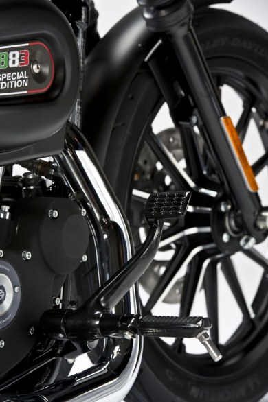 Harley-Davidson Sportster Iron Special Edition