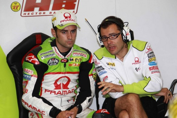 Héctor Barberà - Pramac Racing Team