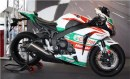 Honda CBR1000RR  Castrol Edition by Ten Kate