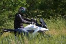 Honda Crossrunner Video test
