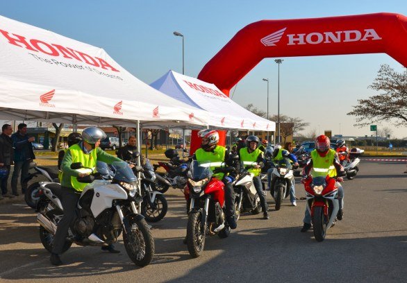 Honda In The City 2012