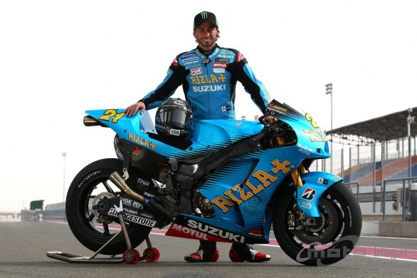 Hopkins ai test del Qatar con la MotoGP