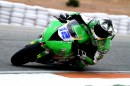 Il Team Puccetti Racing Kawasaki a Cartagena