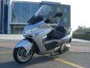 Scooter in prova Kymco Xciting 500i
