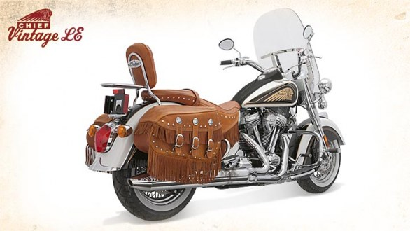 Indian Motorcycle 2013 Chief Vintage LE