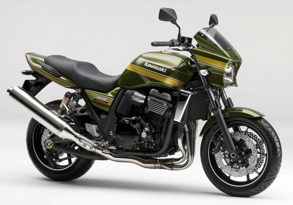 Kawasaki ZRX1200 2011