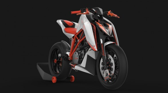 Ktm superduke 1290R by Mirco Sapio