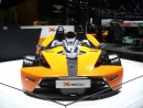 KTM X-Bow front