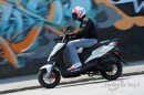 Kymco Agility 50 RS naked 2T
