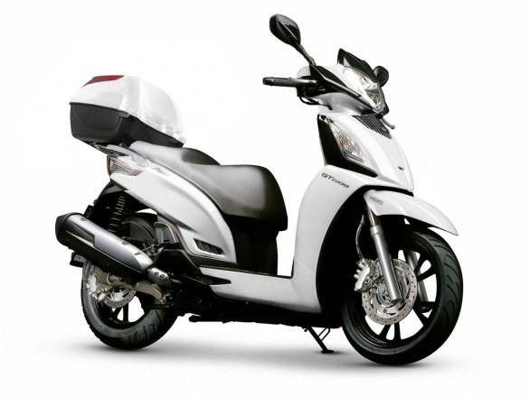 Kymco People GTi 300 ABS 2012