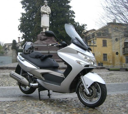In prova: Kymco Xciting 500i