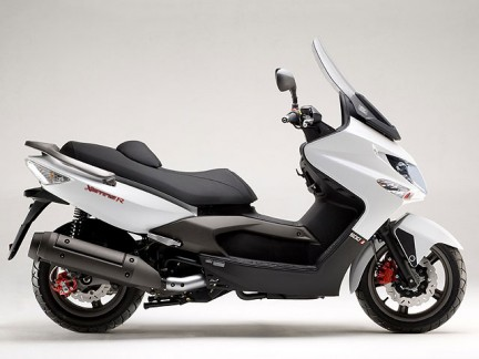 Kymco Xciting 500i R my 2008