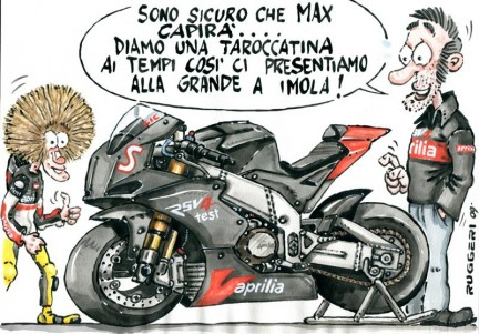 Marco Simoncelli in Superbike