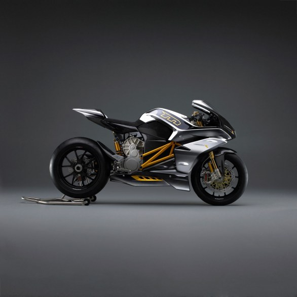 Mission Motorcycles R ed RS