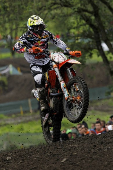 Motocross 2012 - Antonio Cairoli in Belgio
