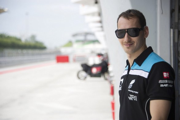 MotoGP 2013 - Lukas Pesek - Came Iodaracing Team