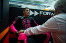 MotoGP Aleix Espargaro e la Yamaha Open - Forward Racing Team