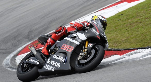 MotoGP Test Sepang Day 1