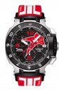 Nicky Hayden 2012 Limited T-Race Men's Black Quartz Sport Watch