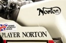 Norton John Player Replica 1973 by Peter Williams