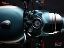 Nuova Enfield Bullet Classic 2008