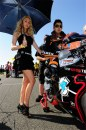 Paddock Girs SBK a Magny-Cours
