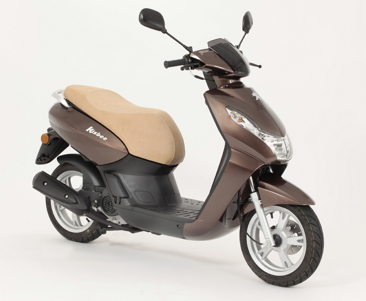 peugeot scooters kisbee 50 e tweet 50 2013 1 4. Black Bedroom Furniture Sets. Home Design Ideas