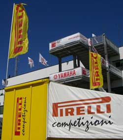 Pirelli Promotion Day a Monza 2007