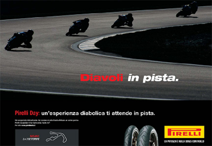 Pirelli Promotion Day a Misano