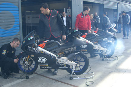trofeo Aprilia Junior GP 125 GP