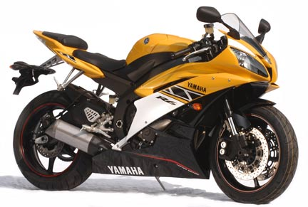 R6 limited edition open week yamaha