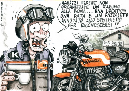 Raduno Motoblog by Ruggeri