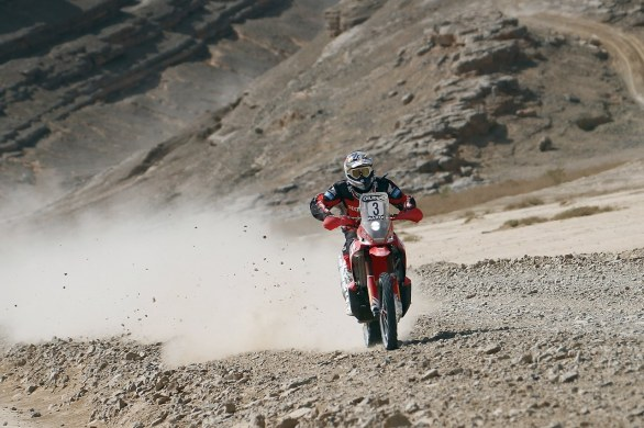 Rally Marocco 2012 Day1