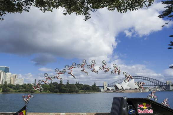 Red Bull X-Fighters 2012 - Sidney
