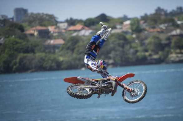 Red Bull X Fighters 2012 Sydney