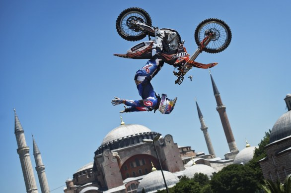 Red Bull X-Fighters - Turchia preview 2012