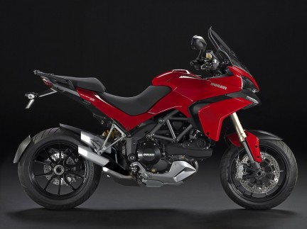Render Multistrada 1200