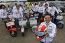 Road to London for Sic a Silverstone