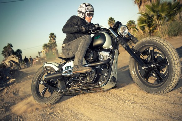 Roland Sands Blackline Dirt Tracker
