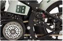 Roland Sands trasforma Softail Blackline in una Dirt Tracker, primaria PM Contour
