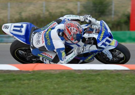 Russell Holland Supersport 2008