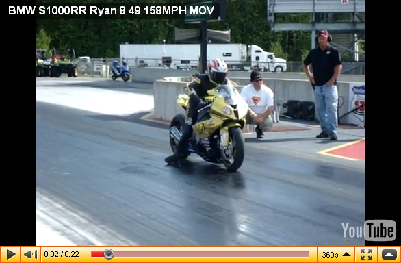 S1000RR dragster