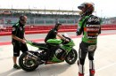 SBK 2013 - Kawasaki Racing Team - Silverstone Preview