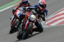 Scatto in Corsa: Ducati Monster 696 ad Adria