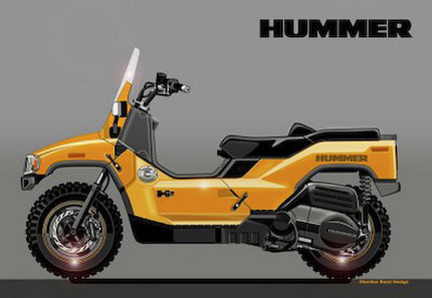 scooter hummer