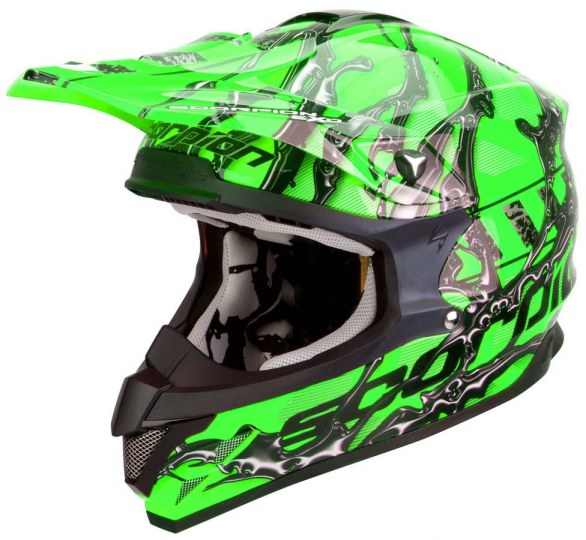casco off road scorpion vx 15 air 2013. Black Bedroom Furniture Sets. Home Design Ideas