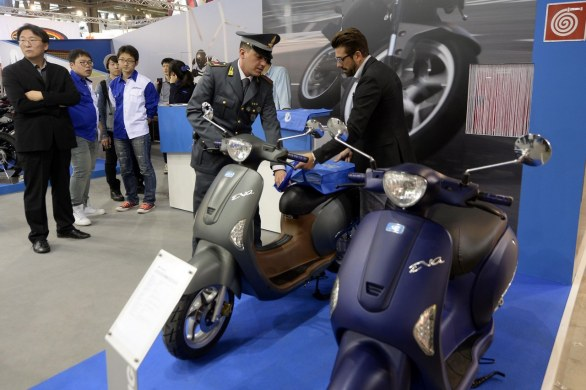Sequestro GdF EICMA 2013